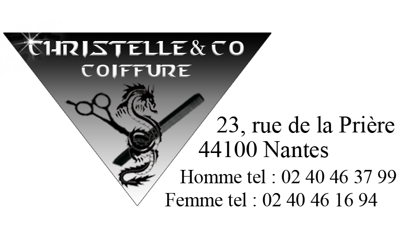 Salon de coiffure Nantes Christelle &Co
