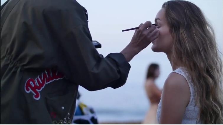 maquillage mariée mariage nantes