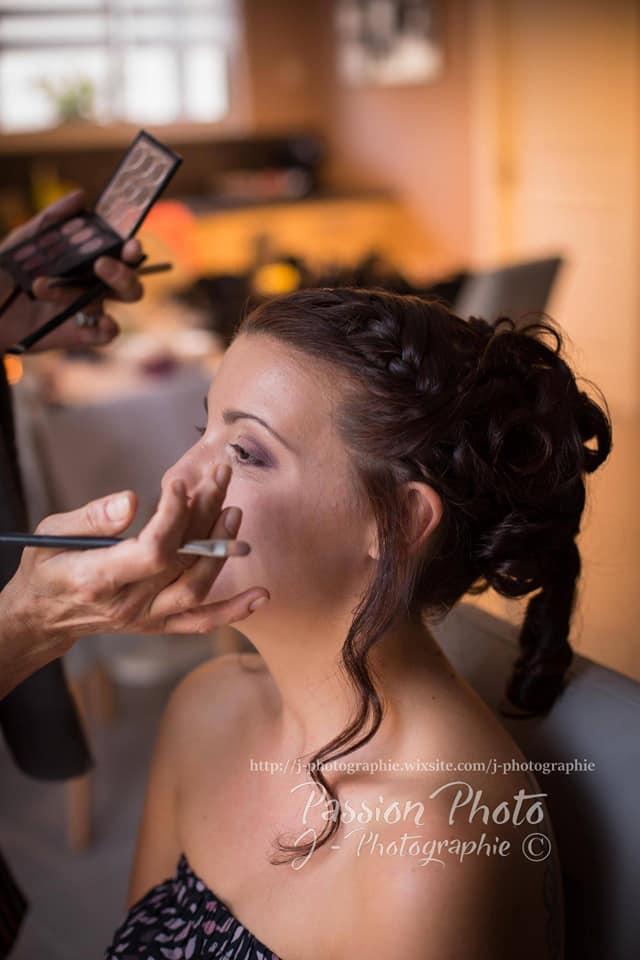 Maquillage professionnel à Nantes
